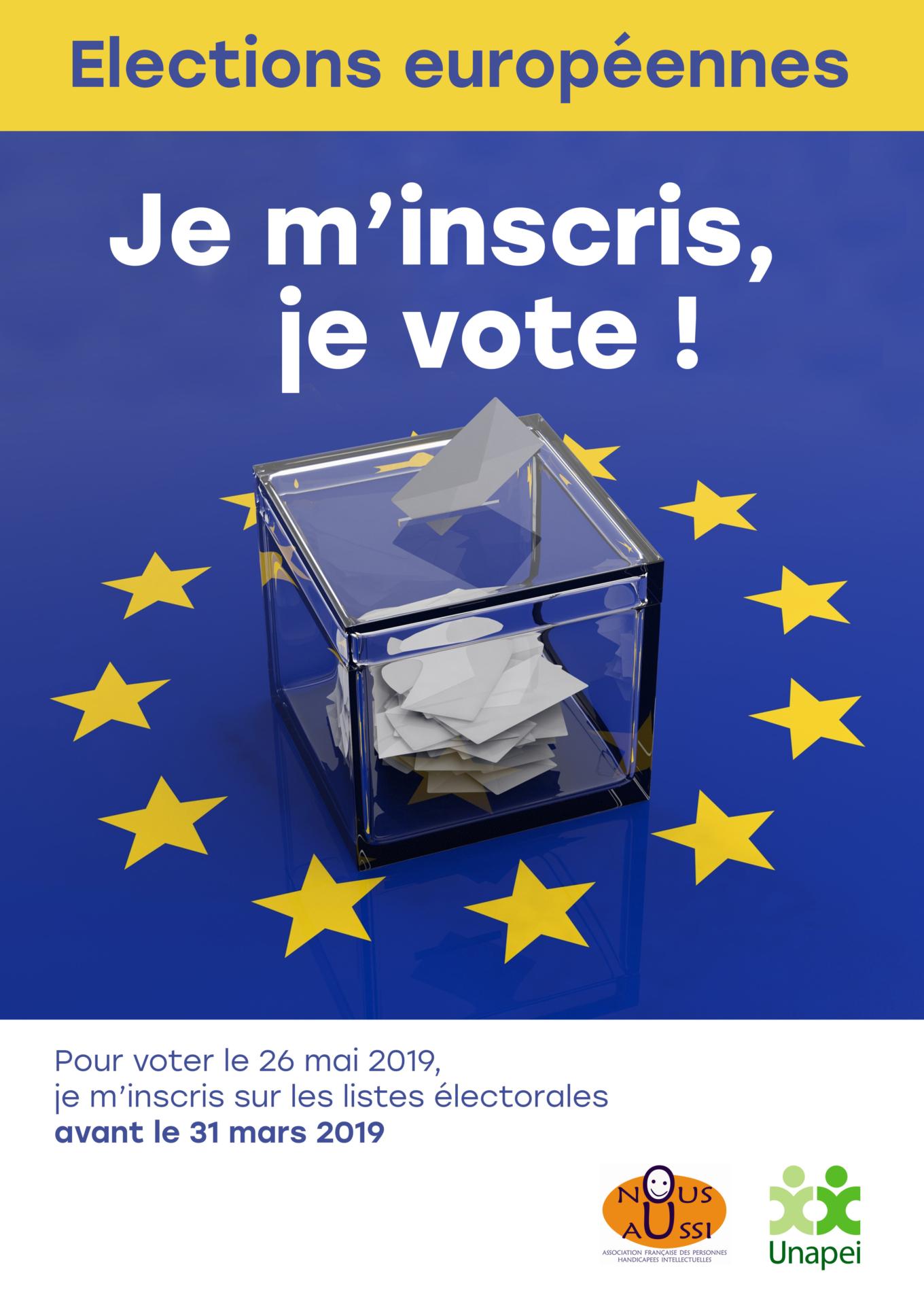 Elections européennes accessibles ?